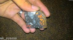 56 Grams Indonesian Brecciated Jasper Slab / Picture Jasper