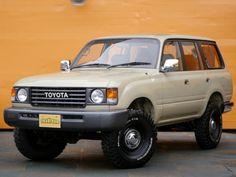 ランクル80_丸目_Ver.1_ナロー_ベージュ.jpg (640×480) Toyota Land Cruiser FJ60 steelies drool…