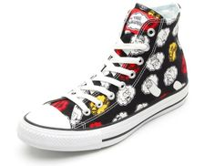 New Simpsons Chuck Taylor All Star Sneakers For Spring 2014