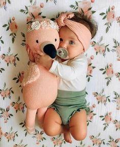 So Cute Baby, Cute Baby Pictures, Cute Kids, Cute Babies, Cute Baby Girl Outfits, Cute Baby Clothes, Outfits Niños, Foto Baby, Baby Time