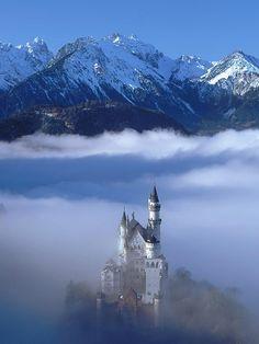 Neuschwanstein Castle, Germany:
