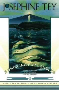 A Shilling for Candles by Josephine Tey, http://www.amazon.com/dp/0684842386/ref=cm_sw_r_pi_dp_QuG9rb10M215T
