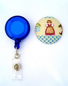 Self Cover Button Badge Reel Tutorial