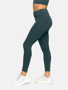 TechSweat Crop Flex Leggings - High Sweat and Hot Yoga Leggings – Outdoor Voices