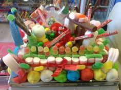 Pastel chuches angry.Somnis de Sucre