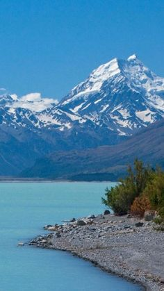 Mount Cook National Park, Otago, South Island, New Zealand Cool Landscapes, Beautiful Landscapes, Places To Travel, Places To See, Places Around The World, Around The Worlds, Beau Site, New Zealand Travel, South Island