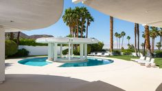 Circles in the Sky, Rancho Mirage CA - 41915 Tonopah Road, Thunderbird Heights, Rancho Mirage, California