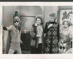 1977 Maude Bea Arthur Rue McClanahan John Byner 7 x 9 B/W Original Press Photo Bea Arthur, Rue Mcclanahan, Cast Member, Golden Girls, Press Photo, Arts And Entertainment, Vintage Hollywood, Famous Faces
