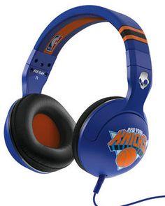 Skullcandy   Nba Hesh 2.0 New York Knicks Headphones