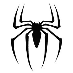 Image of the spiderman symbol - Visit to grab an amazing super hero shirt now on sale! Spider Tattoo, Superhero Logos, Man Logo, Hero Logo, Drawings, Spiderman Tattoo, Art, Hero, Stencils