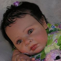 Gorgeous Rowan Reborn Girl Doll by Jessica Schenk by kristicovey