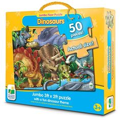 The Learning Journey Jumbo Floor Puzzles, Dinosaurs The L... https://www.amazon.com/dp/B01CILGKE8/ref=cm_sw_r_pi_dp_U_x_WyelAb4N4FF0K