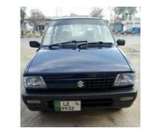 Suzuki Mehran Vxr Model 2014 Neat And Clean Car For Sale In Lahore