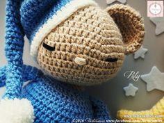 """Pattern Free Amigurumi """"Poly"""" Teddy Bear. Come to know us for our facebook and website. Patrón gratis Amigurumi Osito Poly. Pasa a conocernos por nuestro facebook y sitio web. www.tarturumies.com https://www.facebook.com/Tarturumies/"""
