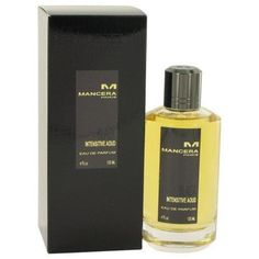 Mancera Intensive Aoud Black By Mancera Eau De Parfum Spray 4 Oz (pack of 1 Ea) X662-FX12063