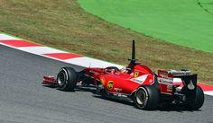 Ferrari F 14 T / Kimi Raikkonen / Scuderia Ferrari