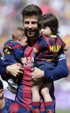 Papás famosos con sus hijos que te harán morir de amor - Imagen 8