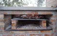 Outdoor Brick BBQ Smoker Plans