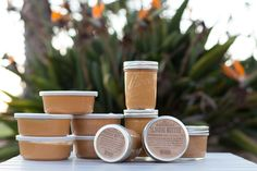 Aloha Spreads artisan food products - bringing you coconut peanut butter and coconut almond butter, fresh handcrafted in San Diego, California. Coconut Peanut Butter, Almond Butter, California Almonds, Artisan Food, Spreads, Smoothies, Snacks, Fruit, Healthy
