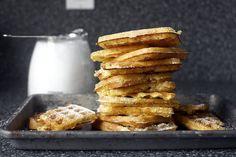 Raised Waffles via Smitten Kitchen