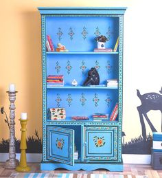 subrata-solid-wood-book-shelf-in-painted-multicolour-finish-by-mudramark-subrata-solid-wood-book-she-8fuhyt.jpg (494×544)