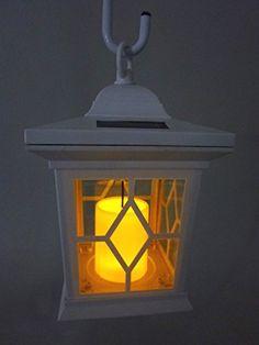 Solarleuchte Stockholm - Vintage Laterne - LED Gartenlaterne ...