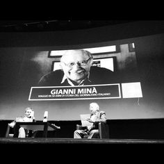 Gianni Minà journalist