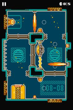 The Last Rocket for iOS by Shaun Inman