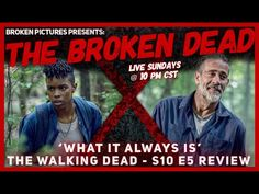 The Walking Dead Walking Dead Season, The Walking Dead, Broken Pictures, Picture Store, Social Media Site, Episode 5, Always Be, You Youtube, You Videos