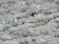 Glaciar Castaño Overa