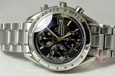 Omega Speedmaster Date Automatic Watch 3513 50 00