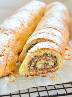 Nut strudel to Grandma's recipe Loading. Nut strudel to Grandma's recipe Baking Recipes, Cake Recipes, Dessert Recipes, Pastry Recipes, German Baking, Austrian Recipes, Sweets Cake, Healthy Cake, Food Cakes