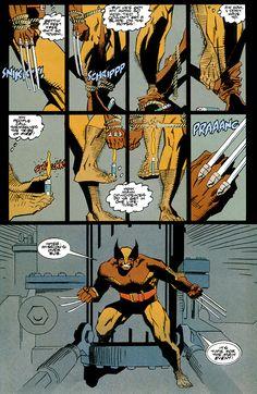 Wolverine: The Jungle Adventure by Walter Simonson & Mike Mignola