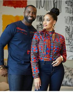 african fashion 2019 Latest Ankara Styles for Couples Couples African Outfits, African Dresses Men, African Blouses, African Clothing For Men, African Shirts, African Fashion Ankara, Latest African Fashion Dresses, African Attire, African Wear