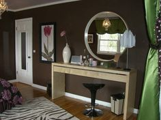 """""""This Dressing table was purchased at IKEA and, unfortunately, is no longer available. There is a very similar item called the Malm Dressing..."""