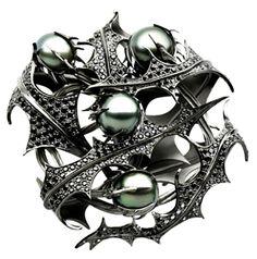 Alexander McQueen Jewellery, Design Collaborations   Shaun Leane