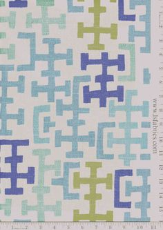 LS Fabric - Sinclair - Maybe for curtain trim & pillow
