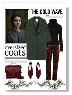 """Overcoat"" by marilyn-thompson on Polyvore featuring Kane, Étoile Isabel Marant, Exclusive for Intermix, Nicholas Kirkwood, MANGO and Loeffler Randall"