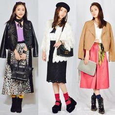 校閲ガールファッション(石原さとみ)