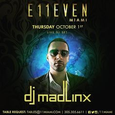 Tonight it goes down at #Miami's premiere entrainment complex @11Miami  Wherever you are partying All roads lead to @11Miami Downtown #LateNite  #TeamNoSleep  #EDM #FutureHouse #Progressive #OpenFormat #HipHop #Trap #BigRoom #Miami #SouthBeach #Vegas #VegasNights #VegasStyle #Bottles #LotsOfVodka #Shots #Models #Sexy #Party #PartyDontStop #GirlsNight
