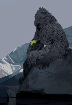 To The Vanishing Point: The Obscure Broken Worlds Of Artist Sergey Kolesov Sergey Kolesov, Dragons, Horror Pictures, Vanishing Point, Lowbrow Art, Feminist Art, Environment Design, Sci Fi Art, Art Plastique