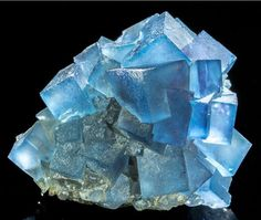 Minerals, Crystals & Fossils - Fluorite - Blanchard Claim, Bingham, Socorro Co. Minerals And Gemstones, Crystals Minerals, Rocks And Minerals, Stones And Crystals, Gem Stones, Meditation Crystals, Beautiful Rocks, Rock Collection, Mineral Stone