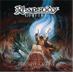 Rhapsody of Fire-Triumph and Agony (2006)