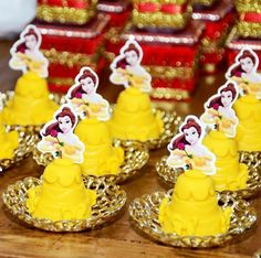 DOCES FESTA A BELA E A FERA BEAUTY AND THE BEAST BIRTHDAY PARTY IDEAS.06
