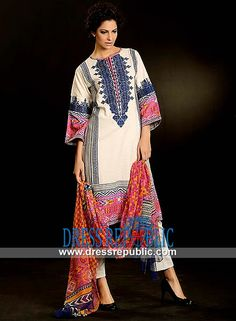 Designer Winter Formal Dresses 2013-2014 With Embroidery By Khaadi - Dress Republic pakistani winter wear from designers photos, embroidered khaadi winter suits 2013 Buy recently launched khaadi winter collection dresses 2013 for women. All the designs with embroidery are very fashionable with its unique style and the latest fashion trends in pakistan by www.dressrepublic.com