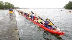 L.L.Bean's 100-person kayak