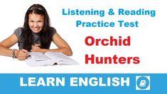 Listening Tests Intermediate Level