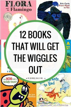 When your toddler or preschooler can't sit still long enough for a story, you need this list of the best interactive books for kids. Perfect for high-energy kids, this list of books to read out loud is guaranteed to get the wiggles out! Preschool Literacy, Preschool Books, Toddler Preschool, Toddler Activities, Sequencing Activities, Reading Activities, Interactive Books For Kids, Interactive Stories, Energy Kids