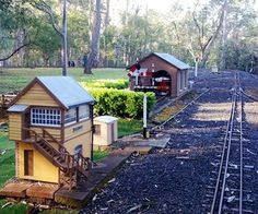 Hornsby Model Engineers - Home. Galston valley rail works.