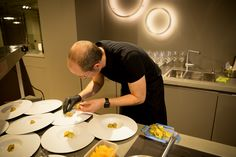Zweierlei vom Rosenkohl, dehydrierte Mandarine, Enten-Confit - HighFoodality Cooking, Mandarin Oranges, Brussels Sprouts, Recipies, Kitchen, Brewing, Cuisine, Cook